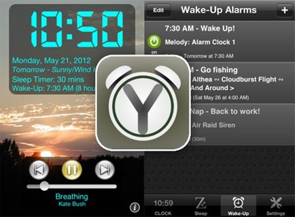 Top 5 Iphone 6 Alarm Clock Apps In 2016 Suitable For 6s