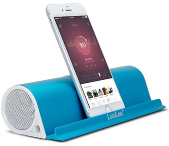 LuguLake iphone docking station with speaker