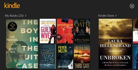 how to read epub in windows 10