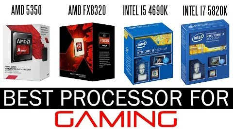 Best Cpus For Gaming From Amazon Amd Vs Intel Guide To Buy