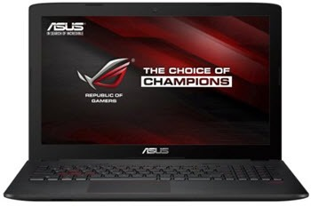 ASUS ROG GL552VW gaming laptop under 1000