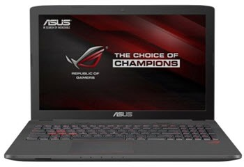 ASUS ROG GL752VW Asus gaming lapotp under 1000