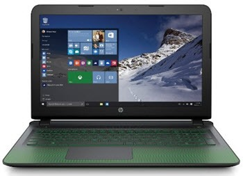 HP Pavilion 15-ak010nr gaming laptop for 1000 dollars