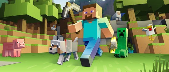 Minecraft Best Selling Video Games
