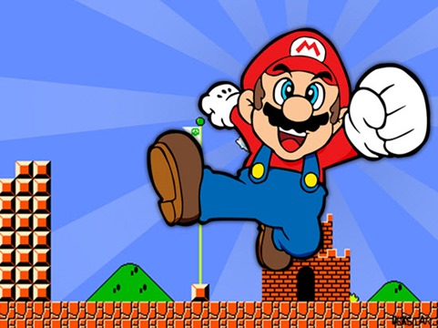 Super Mario Bros - most popular video games