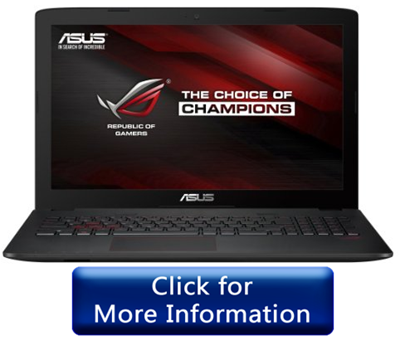 ASUS ROG GL552VW under 10000