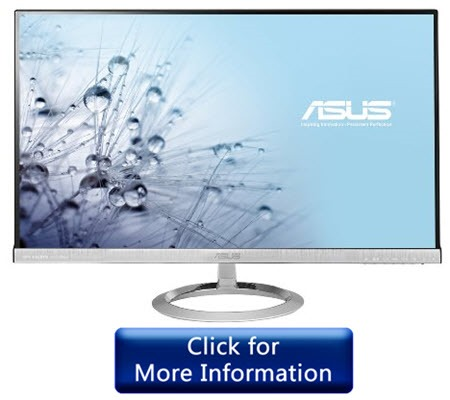 ASUS MX279H - best 27 inch monitor under 300