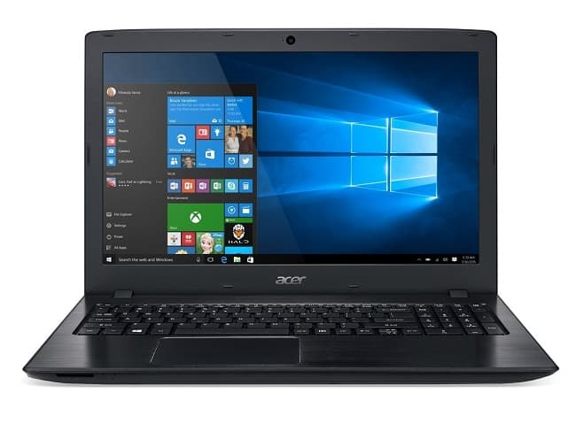 Acer Aspire E15 T8TJG Laptop For Seniors
