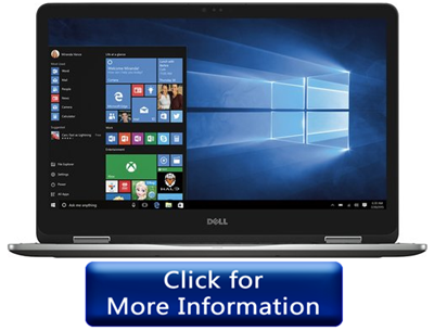 Dell Inspiron 2-in-1 17.3 laptop