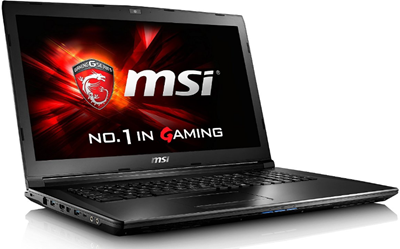 2017 GL72 7RD-028 cheap MSI gaming laptop 2017