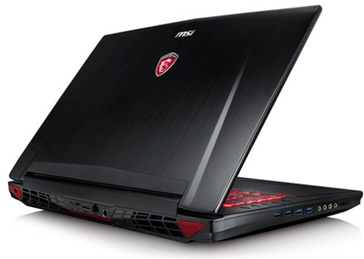 MSI GT72 Dominator G-831 best msi gaming laptop 2017