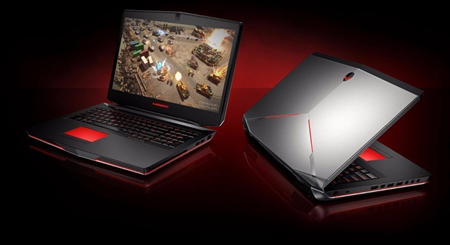 Alienware 17 R3 - most expensive laptops in the world 2017