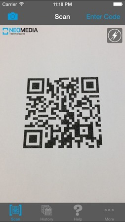 Best Barcode Scan Apps for iPhone - NeoReader