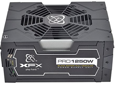 XFX Pro-series power supply for gaming computer 2017
