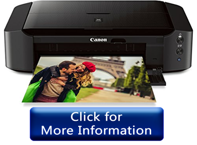 Canon iP8720 Best Compact Wireless Printer for Mac