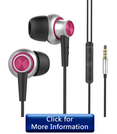 UiiSii Hi-810 In-Ear noise cancelling earbud