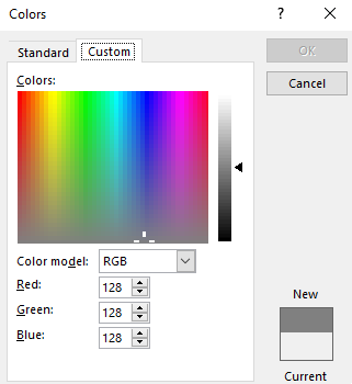 the third option to set background colors is fill effects it is a good option if you love your pages with some images or textures as background