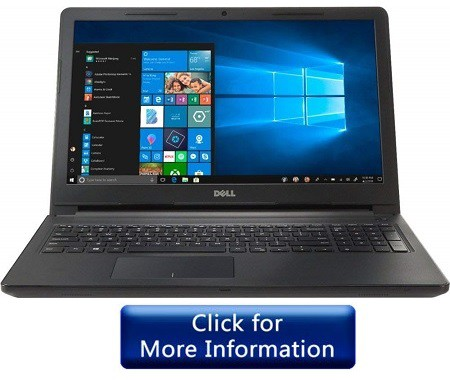 Dell Inspiron 15 Intel Core I5 Touchscreen Laptop