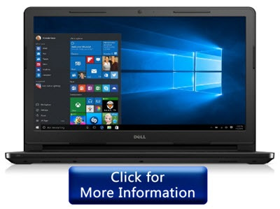 Dell i3552-3240BLK - best laptop under 300 dollars in 2017