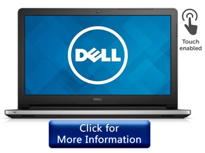 Dell touch screen laptop