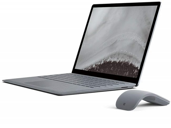 Microsoft Surface Laptop 2 For Teachers
