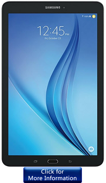 Samsung Tab E - Best Android Tablet under 200