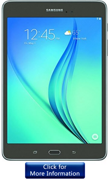 Samsung Galaxy Tab A - Best Android Tablet under 200