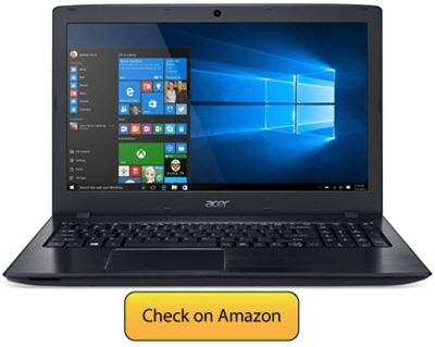 Acer Aspire E 5 Slim Laptop