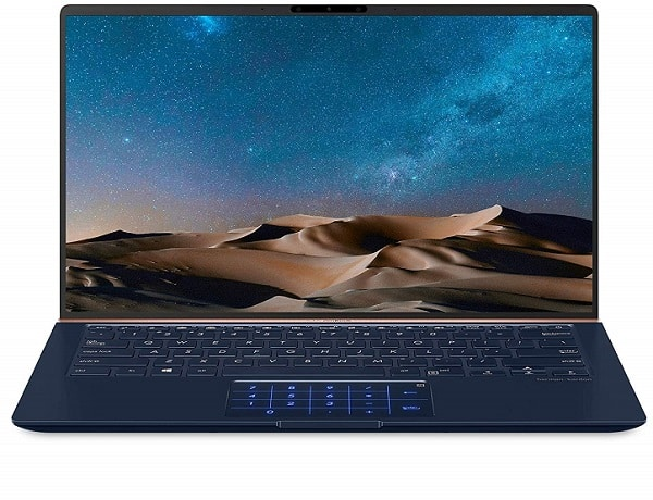 ASUS ZenBook Ultra Slim Laptop For Bloggers And Writers