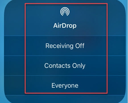 Airdrop Options