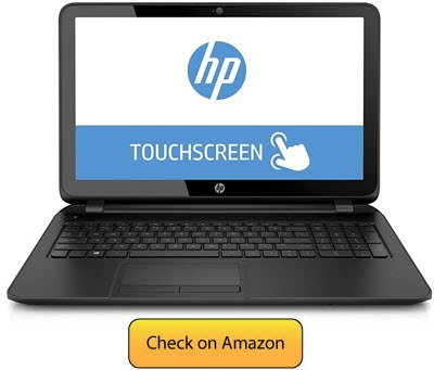 HP 15-F222WM best Laptop autocad under 1000 dollars