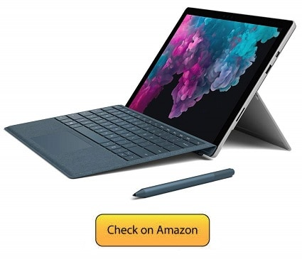 Microsoft Surface Pro 6 Best Laptop In 2019