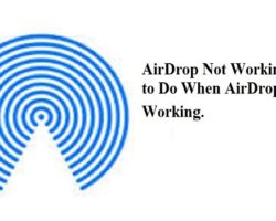airdrop-not-working