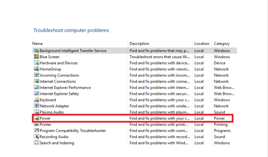 troubleshoot-windows-10
