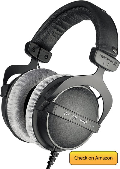 Beyerdynamic DT 770 Headphone