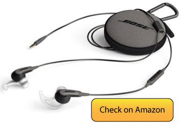 Bose SoundSport In Ear Headphones Under 100 In 2017