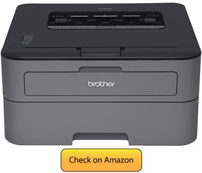 Brother HL-L2300D Monochrome Laser Printer under 100 for home use