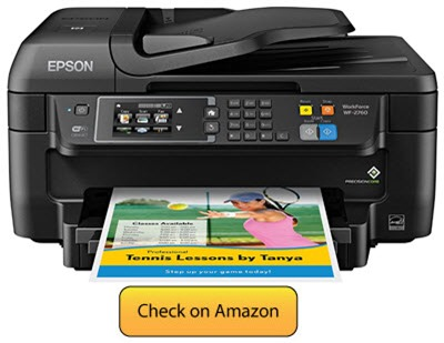 Epson WF-2760 All-in-One