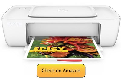 HP DeskJet 1112- cheap printer under 20