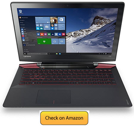 Lenovo Y700 FHD laptop for photographers