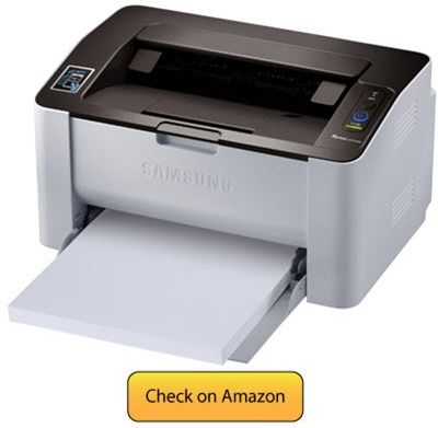 Samsung SL-M2020W wireless printer under 100