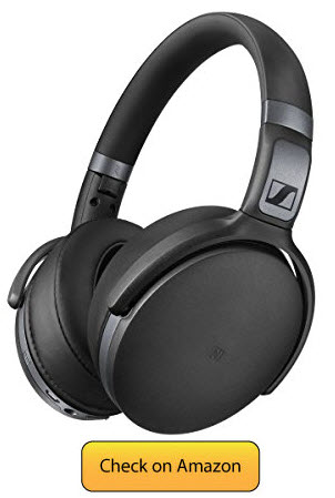 Sennheiser HD 4 40 Around Ear Bluetooth