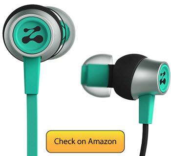 Zipbuds SLIDE Sport Earbuds Under 50 Dollars In 2017