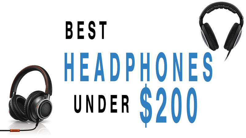 Best Headphones Under 200 V1