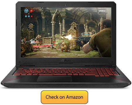 ASUS TUF Thin & Light Gaming Laptop
