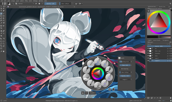 Krita Paint Net For Mac