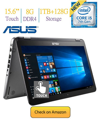 ASUS 15 6 2 In 1 FHD Touchscreen