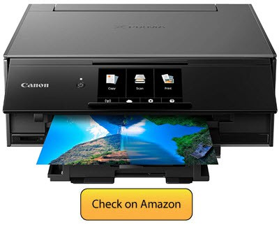 Canon TS9120 Photo And CD DVD Printer