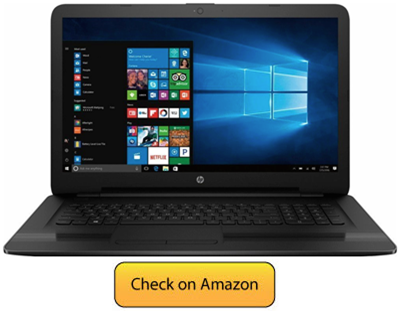 Flagship HP Pavilion 17.3 HD