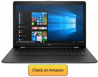 2019 Newest HP 17 Inch Gaming Laptop